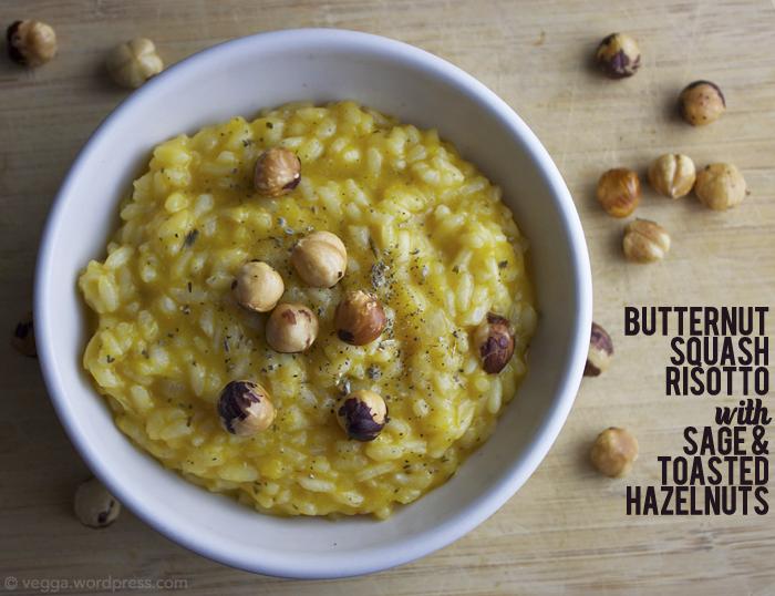 Chestnut Risotto With Butternut Squash Recipe — Dishmaps