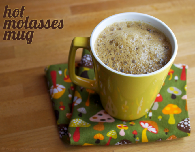 Hot Molasses Mug