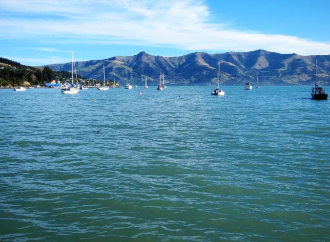 NZ: Akaroa