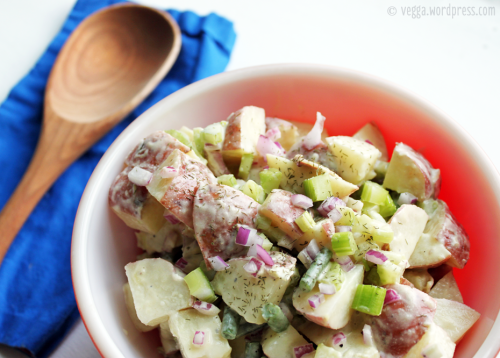 Better-Than-Your-Average Potato Salad