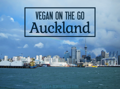 Vegan in Auckland