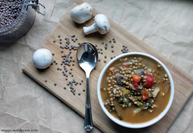 lentil soup template