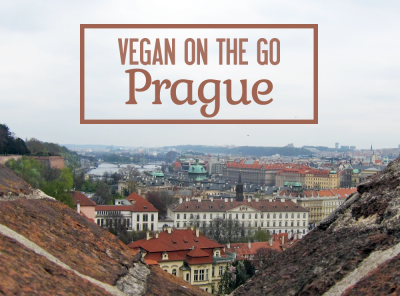 vegan in prague, vegan travel, vegan in the czech republic