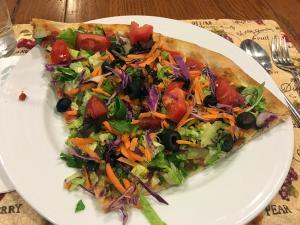 MIchael Angelo -- how to eat #vegan on #capecod.