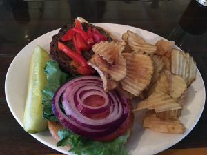 Pearl restaurant -- how to eat #vegan on #capecod.