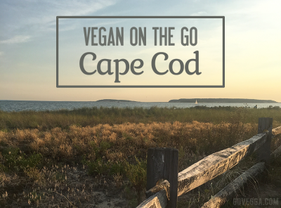 Vegan on the Go: Eating #vegan on #capcod