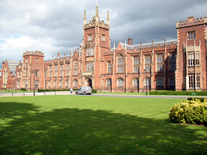 Queen's University, Belfast, Northern Ireland