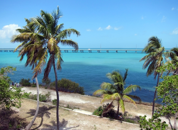 View from Bahia Honda
