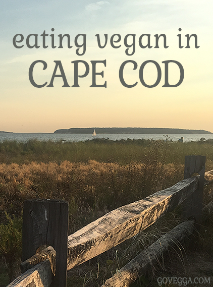 Vegan food in Cape Cod // govegga.com