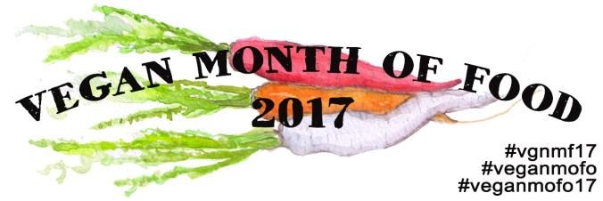 VeganMoFo 2017