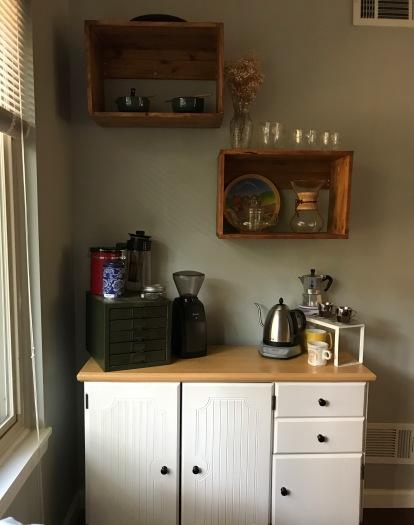 Dining room details