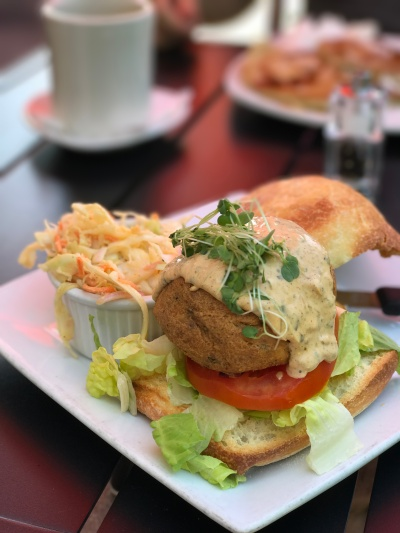 Crabcake from Great Sage in Maryland
