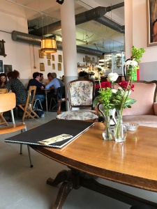 Burgertrut, a vegan-friendly restaurant in Rotterdam