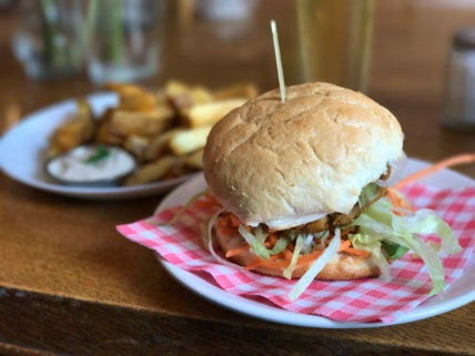 Burgertrut, a vegan-friendly restaurant in Rotterdam