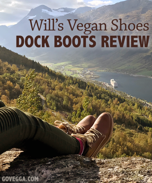 Will's Vegan Shoes Dock Boots Review // govegga.com