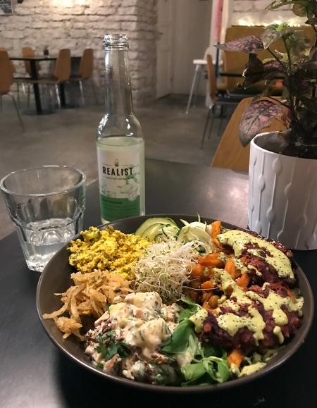 Vegan Inspiratsioon // Tallinn