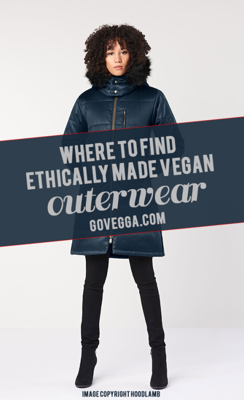 Where to find ethically made vegan outerwear // govegga.com