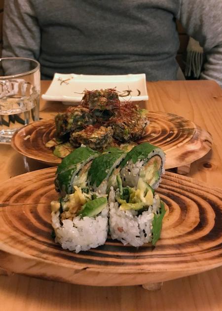 Sushi Momo Montréal