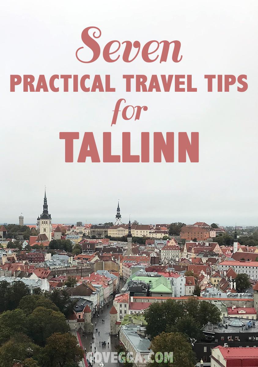 842599fb114 Seven practical travel tips for Tallinn